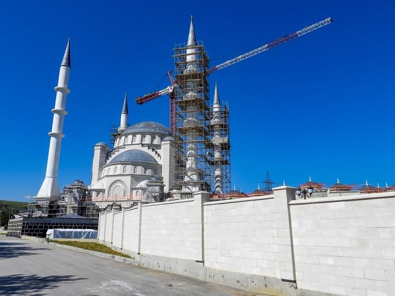 ForPost - Новости : Соборную мечеть в Крыму построят в колорите ханского дворца