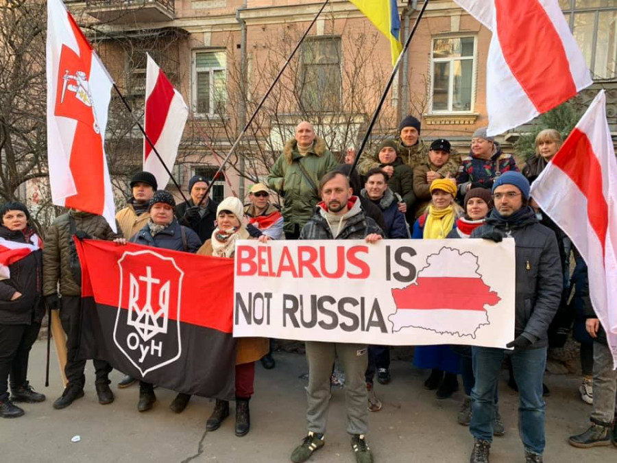 ForPost - Новости : Монтян: Действия Лукашенко воодушевили всю майданную шваль