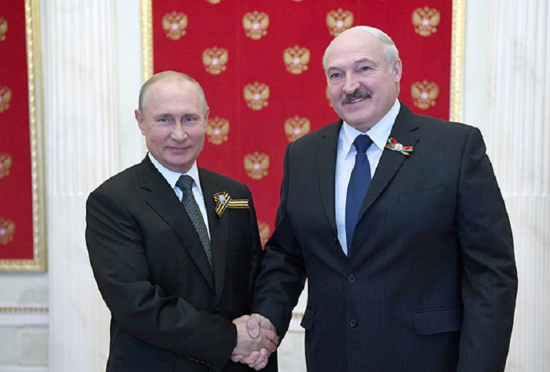 Белоруссия-2020 — последствие Украины-2014