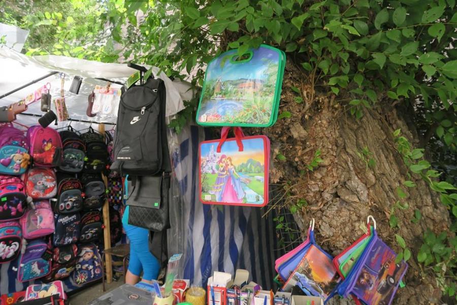 ForPost - Новости : Школьные базары в Севастополе отжили своё