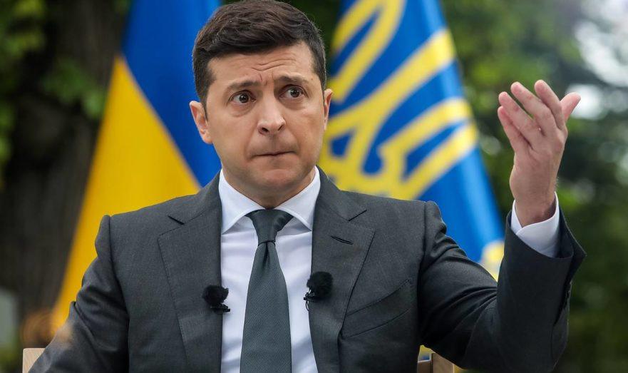 ForPost - Новости : Зеленский заявил о нежелании «нормандской четверки» обсуждать Крым