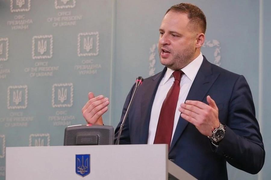 ForPost - Новости : В офисе Зеленского заявили, что мнение Фокина по Донбассу не отражает позицию Киева