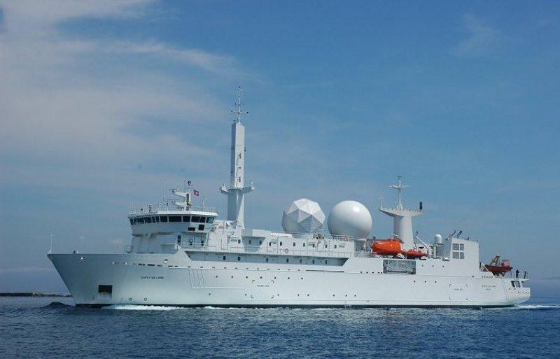 ForPost - Новости : Французский военный корабль атаковал крымские комплексы ПВО