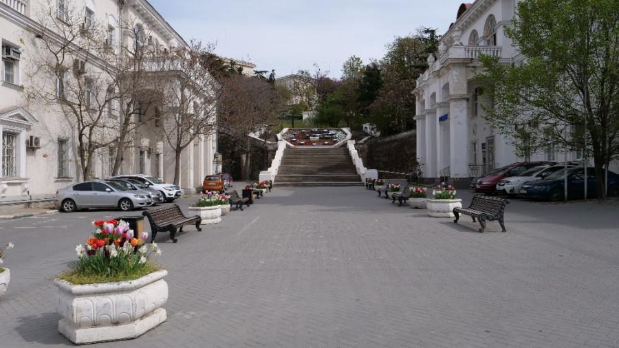 ForPost - Новости : Жители Севастополя просят провести реконструкцию Синопского спуска