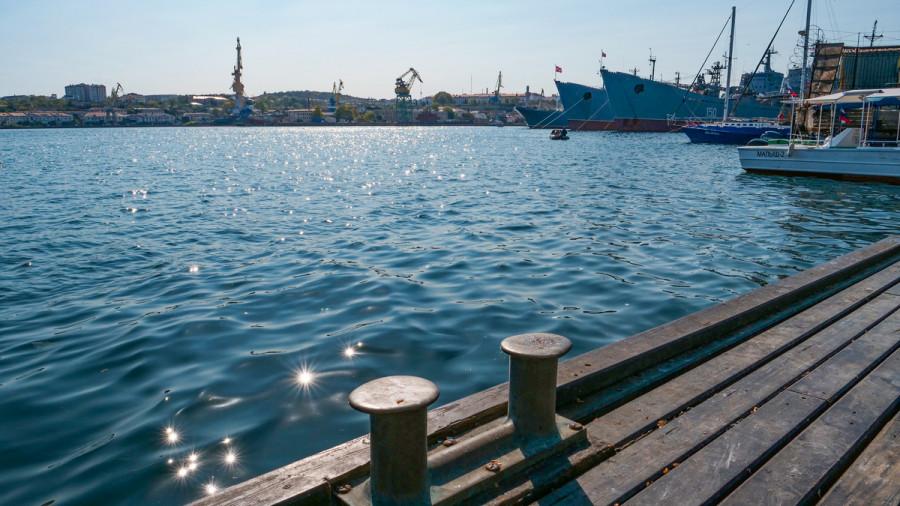 ForPost - Новости : Севастопольская бухта станет чище