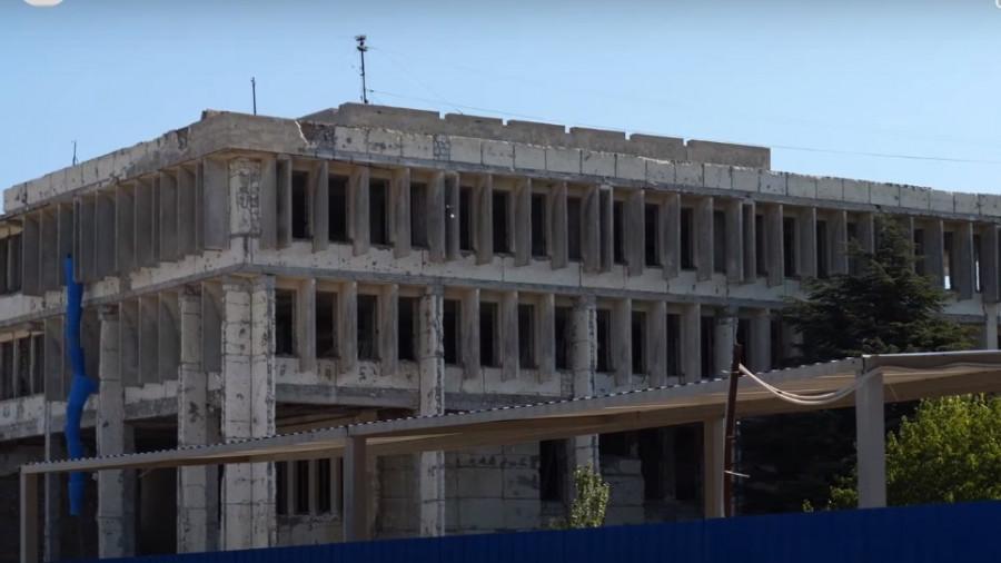 СевГУ реконструкция общежития ремонт