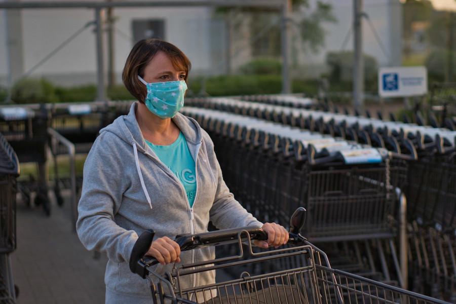ForPost - Новости : Шопинг в маске: соблюдают ли торговые центры Севастополя новые требования?