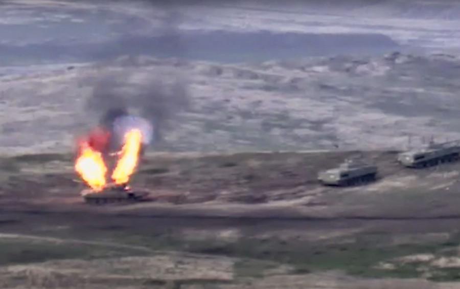 ForPost - Новости : Карабах: генеральная репетиция большой войны?