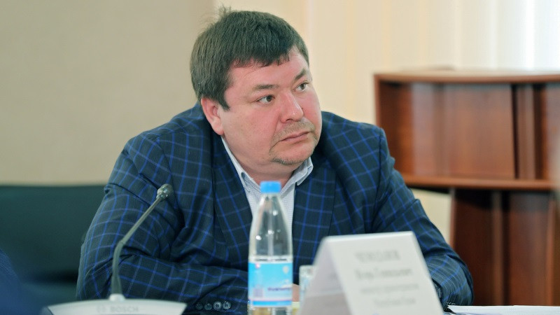 ForPost - Новости : Аксенов уволил главу Минздрава Республики Крым