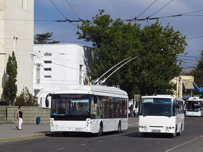 ForPost - Новости : В Крыму не будут пускать в общественный транспорт без масок