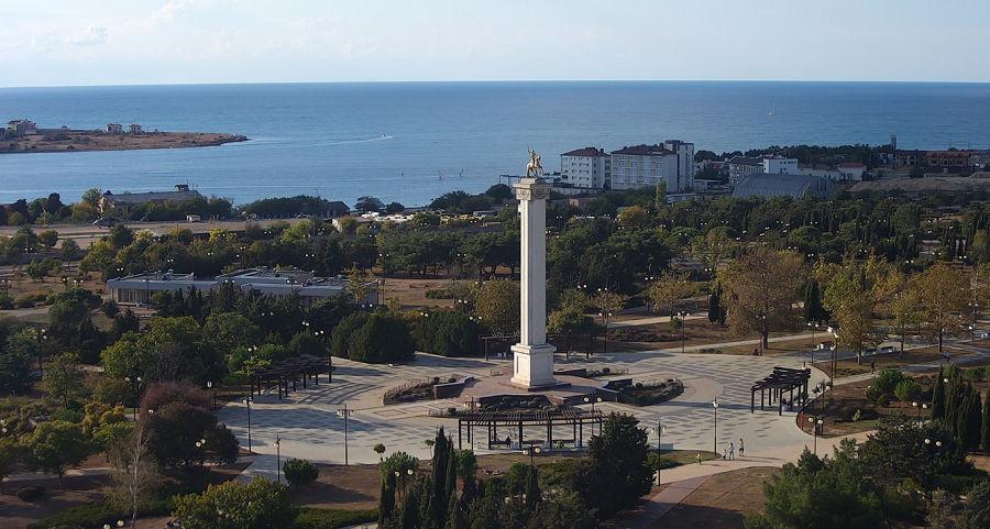 ForPost - Новости : Проект реконструкции парка Победы в Севастополе пока не увидят