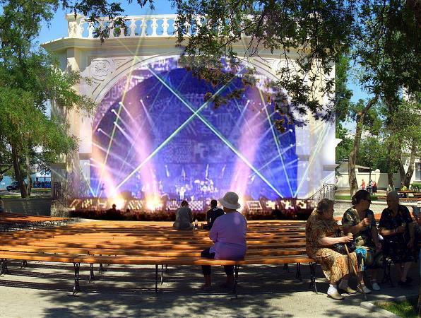 ForPost - Новости : Реплика. На «Ракушке» выступят «Pink Floyd»?