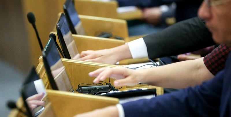 ForPost - Новости : Путин предложил сэкономить на депутатах Госдумы