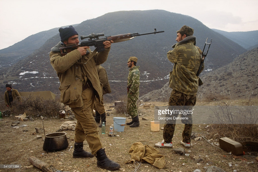 Что-то вроде Крымской войны,