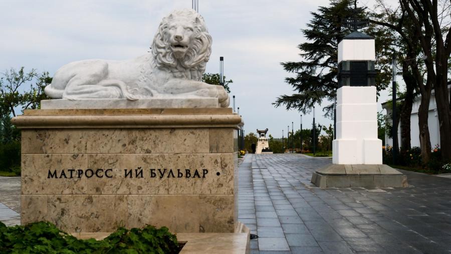 ForPost - Новости : Беглую «К» вернут на Матросский бульвар в Севастополе