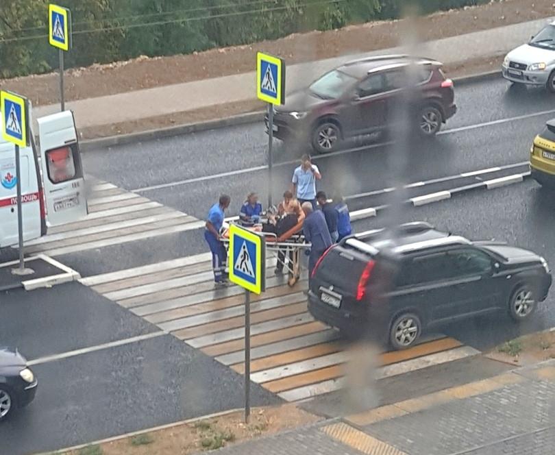 ForPost - Новости : На пешеходном переходе в Севастополе сбили пожилую женщину