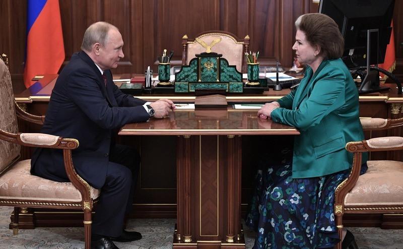 ForPost - Новости : Обнуление Путина спасло Россию