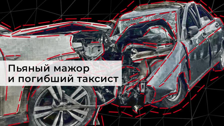 ForPost - Новости : Пьяный мажор на BMW и погибший севастопольский таксист