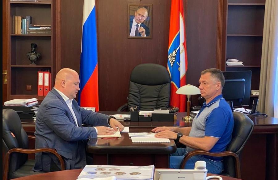 ForPost - Новости : Марат Хуснуллин лично оценит водоснабжение Севастополя