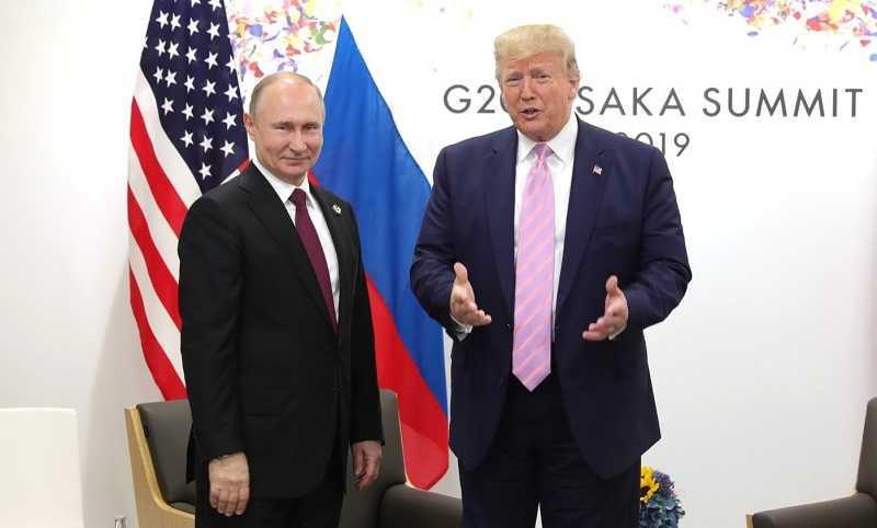 ForPost - Новости : США и Россия: кто дольше удержится, тот победит
