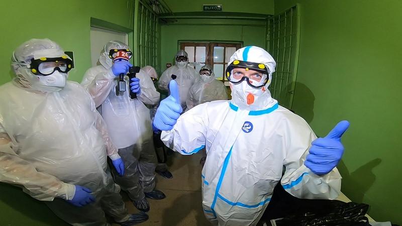 ForPost - Новости : В Крыму ситуация с коронавирусом выравнивается
