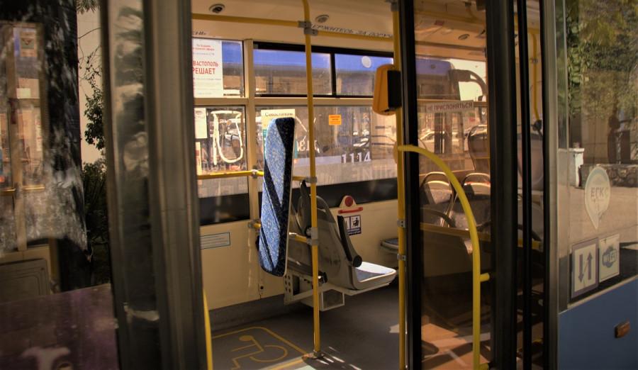 ForPost - Новости : Упирающегося севастопольца кондуктор вынес из троллейбуса