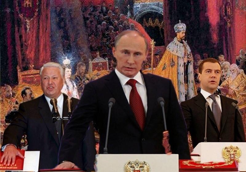 ForPost - Новости : Царские привилегии: в России из экс-президентов сделают граждан, стоящих над законом