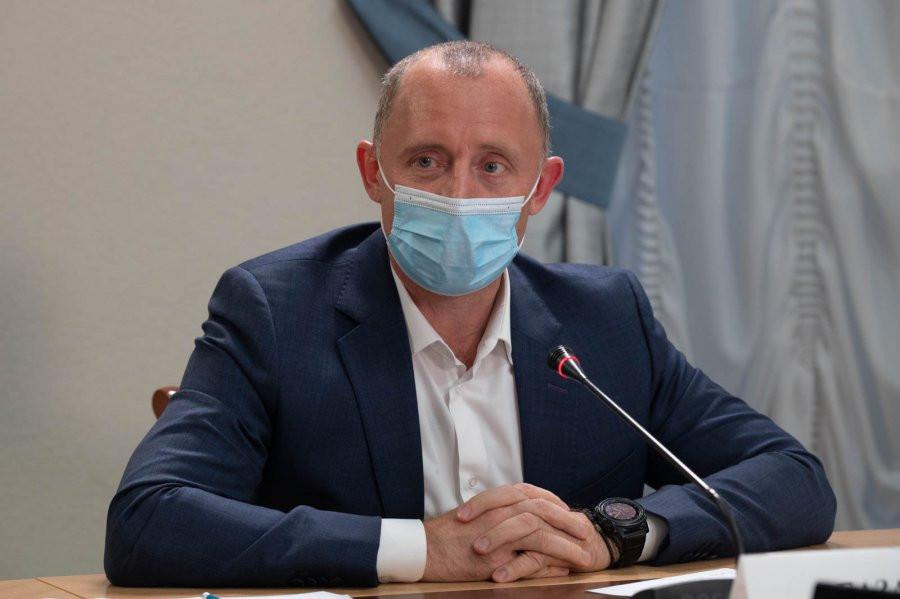 ForPost - Новости : Развожаев отправил в отставку Базарова и назначил Жигулина