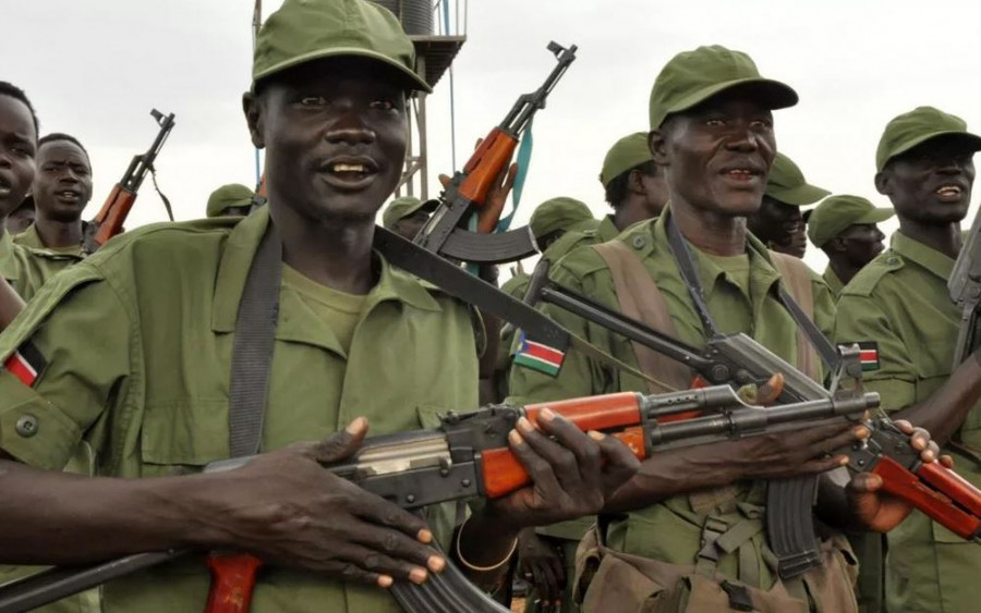 ForPost - Новости : Ради борьбы с Китаем США разожгли войну в Африке