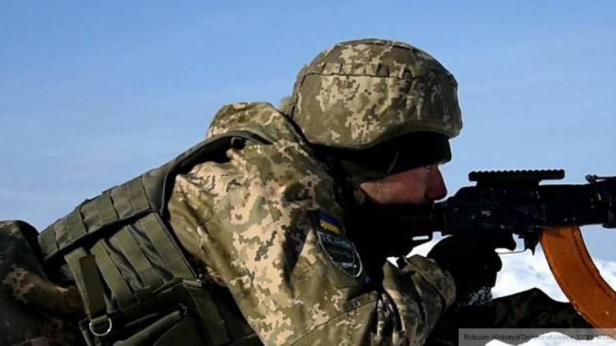 ForPost - Новости : Двое бойцов элитных войск Украины отметили праздник и замерзли насмерть