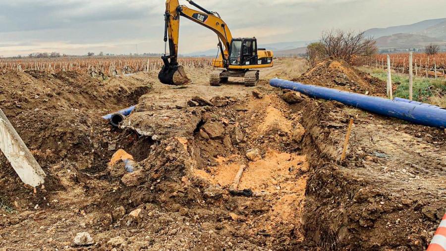 ForPost - Новости : Прорывом на газопроводе в Севастополе занялась прокуратура