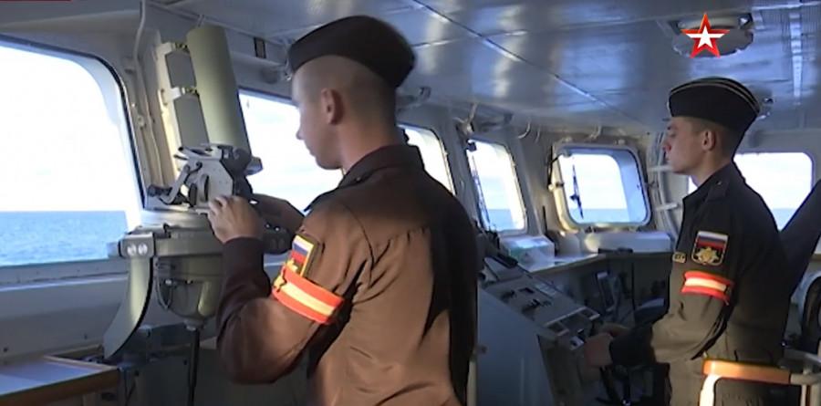 ForPost - Новости : Черноморский флот «повоюет» со странами НАТО