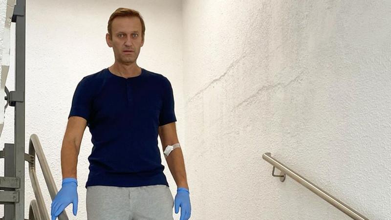 ForPost - Новости : Главный блогер России бессмертен: Навального повторно травили «Новичком»