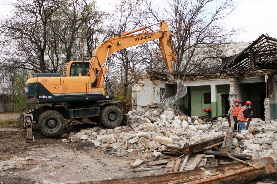 ForPost - Новости : В Севастополе на месте притона появится корпус начальной школы