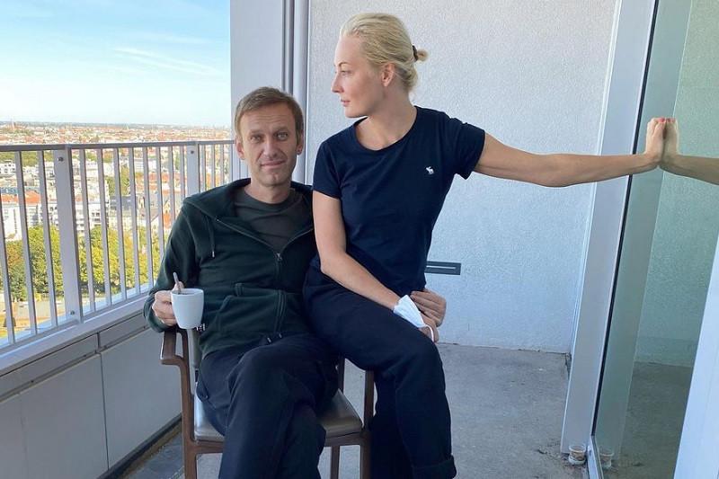 ForPost - Новости : Внезапно. Навальный признал Крым российским