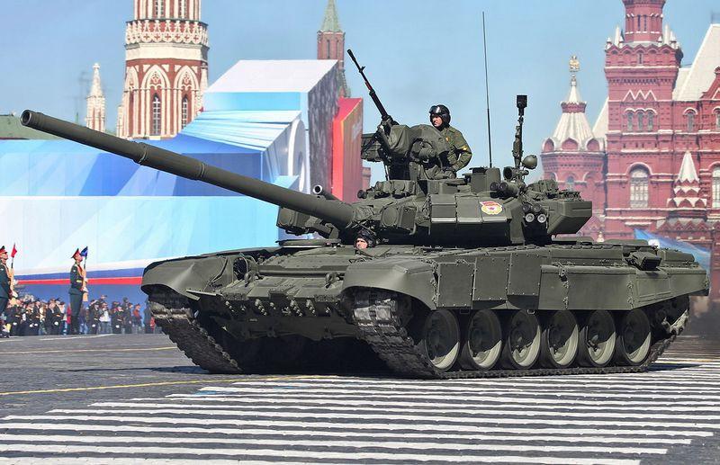 ForPost - Новости : Американцы нашли в России «зверя» среди танков