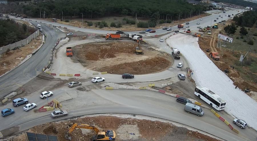 ForPost - Новости : Важная транспортная развязка откроется в Севастополе