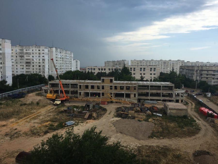 ForPost - Новости : В Севастополе вместо недостроенного ТЦ построят поликлинику