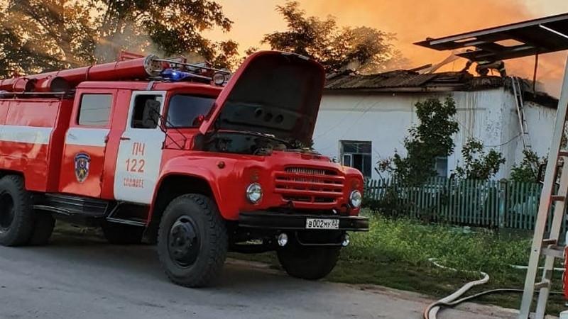 ForPost - Новости : Крымчанин сгорел внутри собственного автомобиля