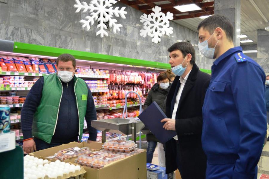 ForPost - Новости : Прокуратура Севастополя следит за ценами на продукты