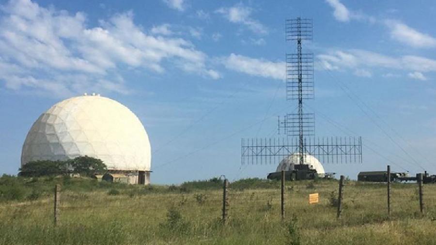 ForPost - Новости : РЛС «Яхрома» заменит старую станцию «Днепр» на мысе Херсонес в Севастополе
