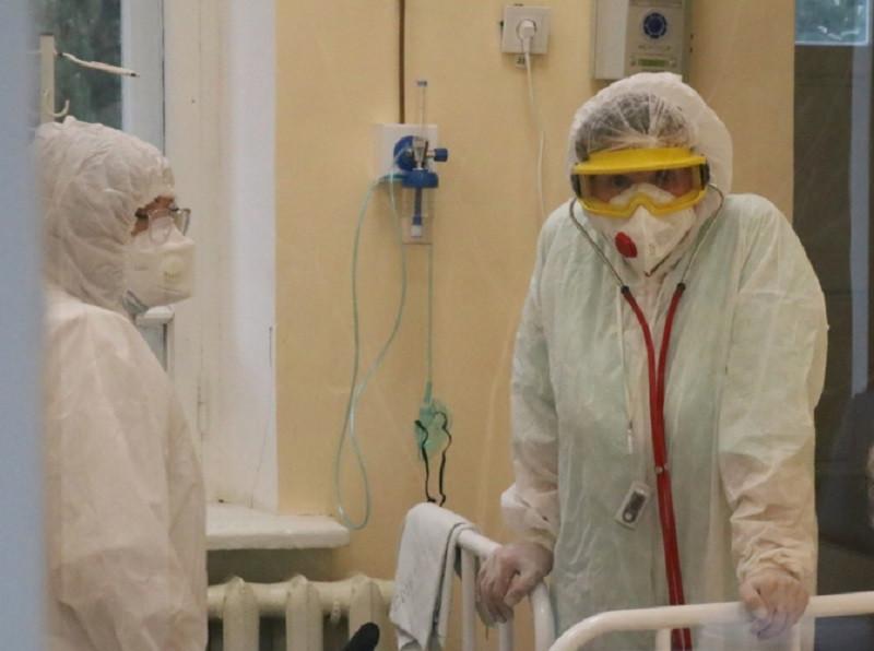 ForPost - Новости : Четвертый день подряд Севастополь бьет антирекорд по коронавирусу
