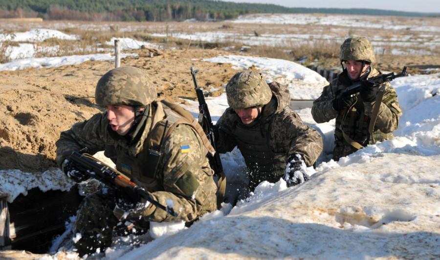 Командование 72-й бригады ВСУ скрыло 45 случаев дезертирства в Донбассе