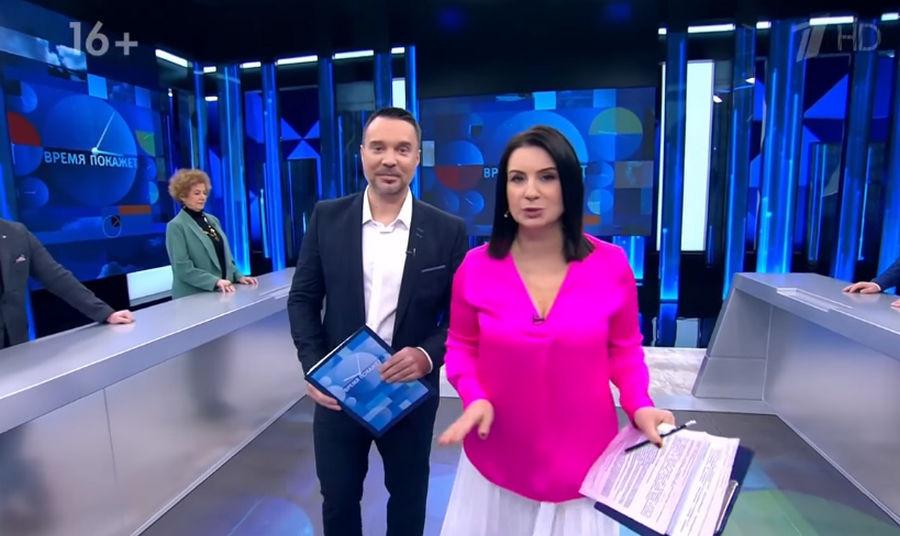 ForPost - Новости : Общественник из Севастополя стал ведущим Первого канала