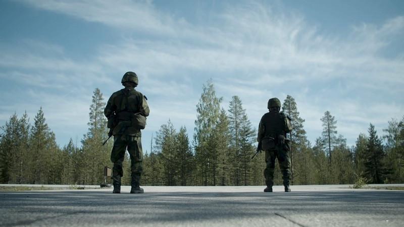 Швеция показала войну с Россией