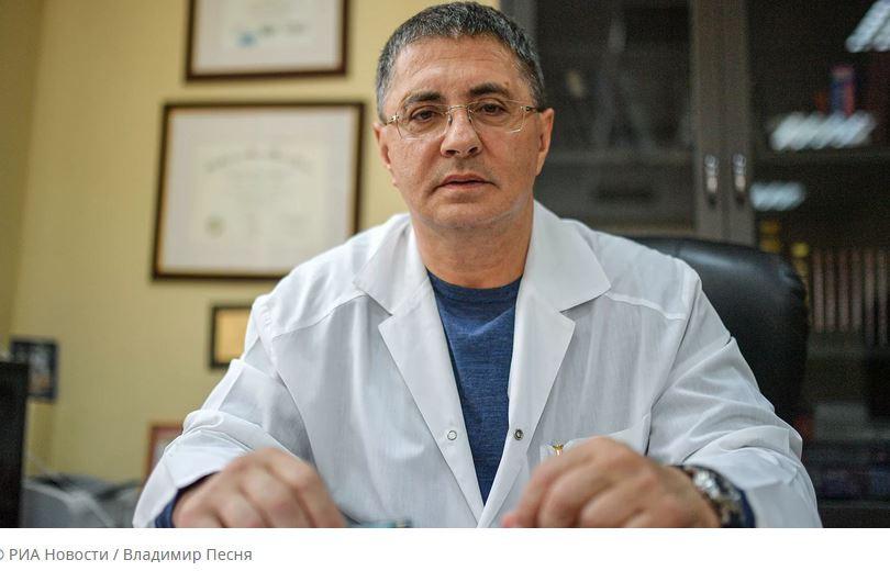 ForPost - Новости : Мясников назвал фатальную ошибку при лечении коронавируса дома