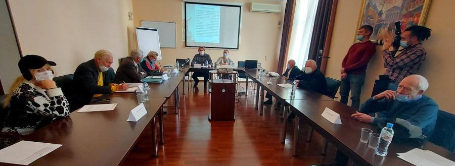 ForPost - Новости : В Севастополе устроили альтернативное обсуждение культурного кластера