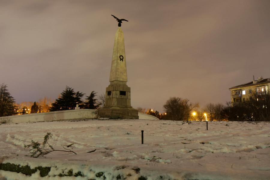 ForPost - Новости : Севсети #1159: Деревня в городе, белые ночи Севастополя и садоводы на зимовке