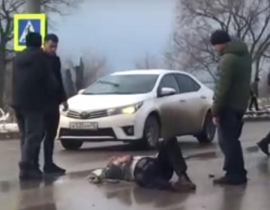 ForPost - Новости : В Севастополе пешеход попал под колеса автомобиля
