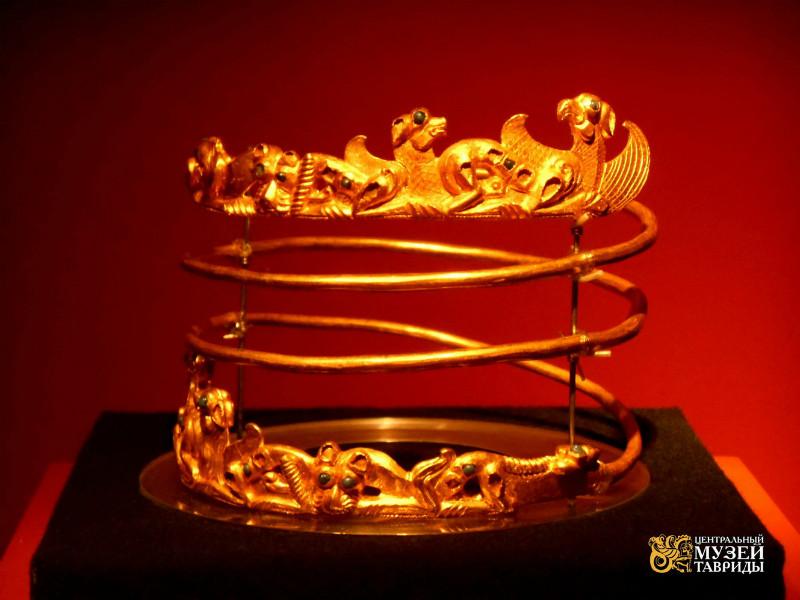 ForPost - Новости : Музеи Крыма настаивают на возврате золота скифов из Амстердама